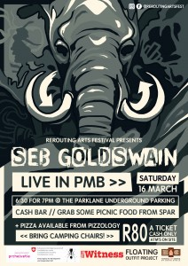 Seb Goldswain - Rerouting Festival 2019