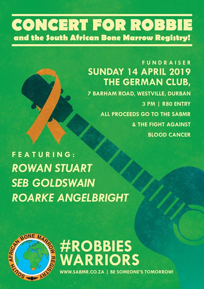 Concert for Robbie